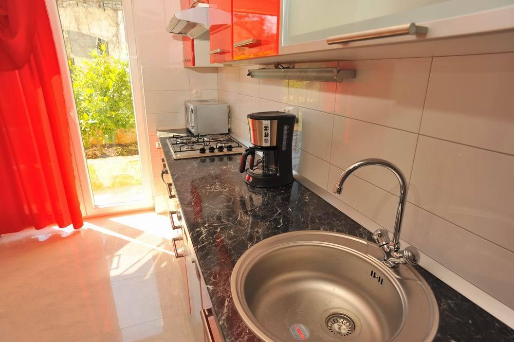 5464  - Sutivan - Maisons de repos, villas Croatie - H(6+1): cuisine