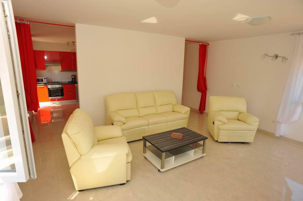 5464  - Sutivan - Maisons de repos, villas Croatie - H(6+1): séjour