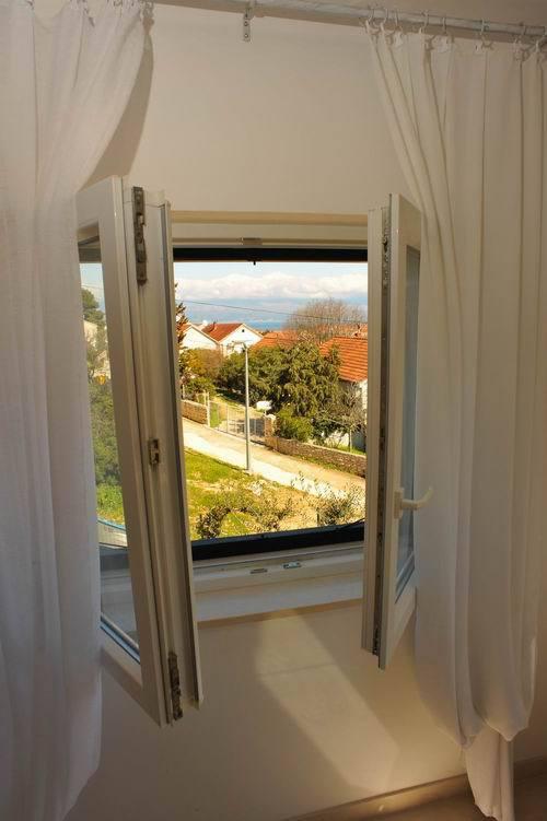 5464  - Sutivan - Maisons de repos, villas Croatie - H(6+1): vue de la fenêtre