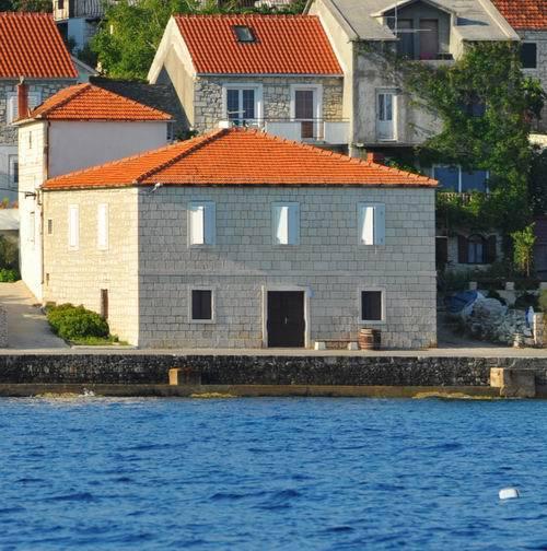 35278  - Sutivan - Appartementen Kroatië