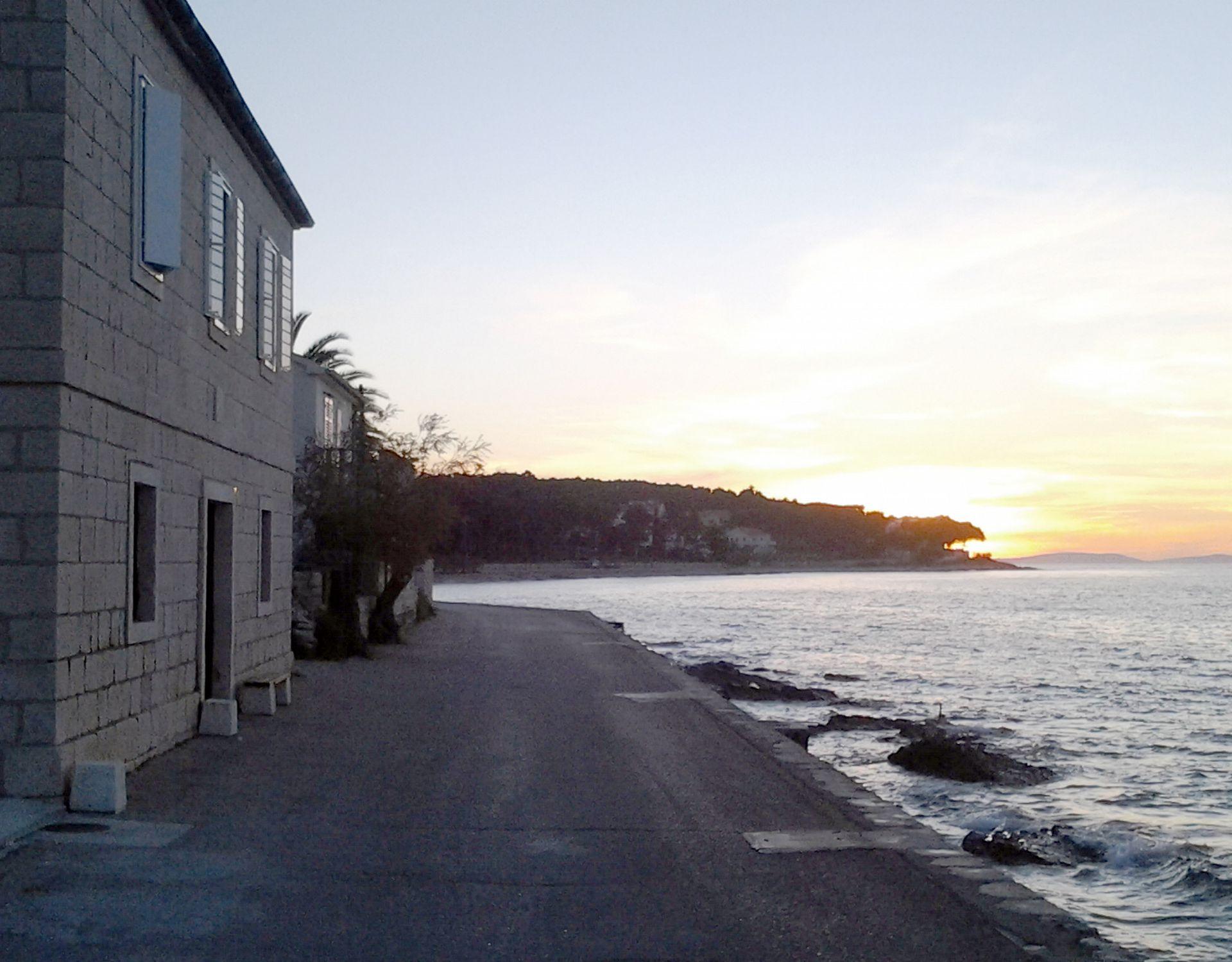 35278  - Sutivan - Appartements Croatie - maison