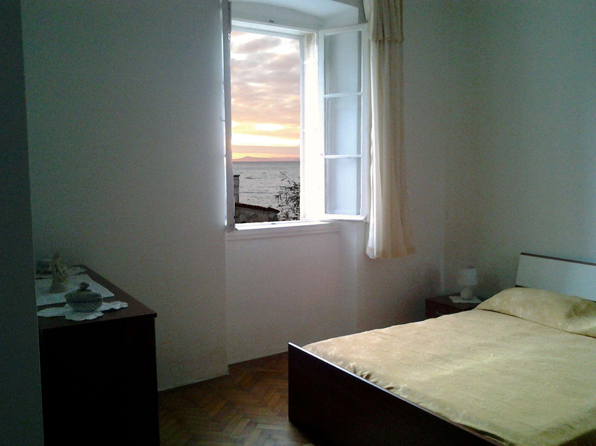 35278  - Sutivan - Appartements Croatie - A1(4+2): chambre à coucher