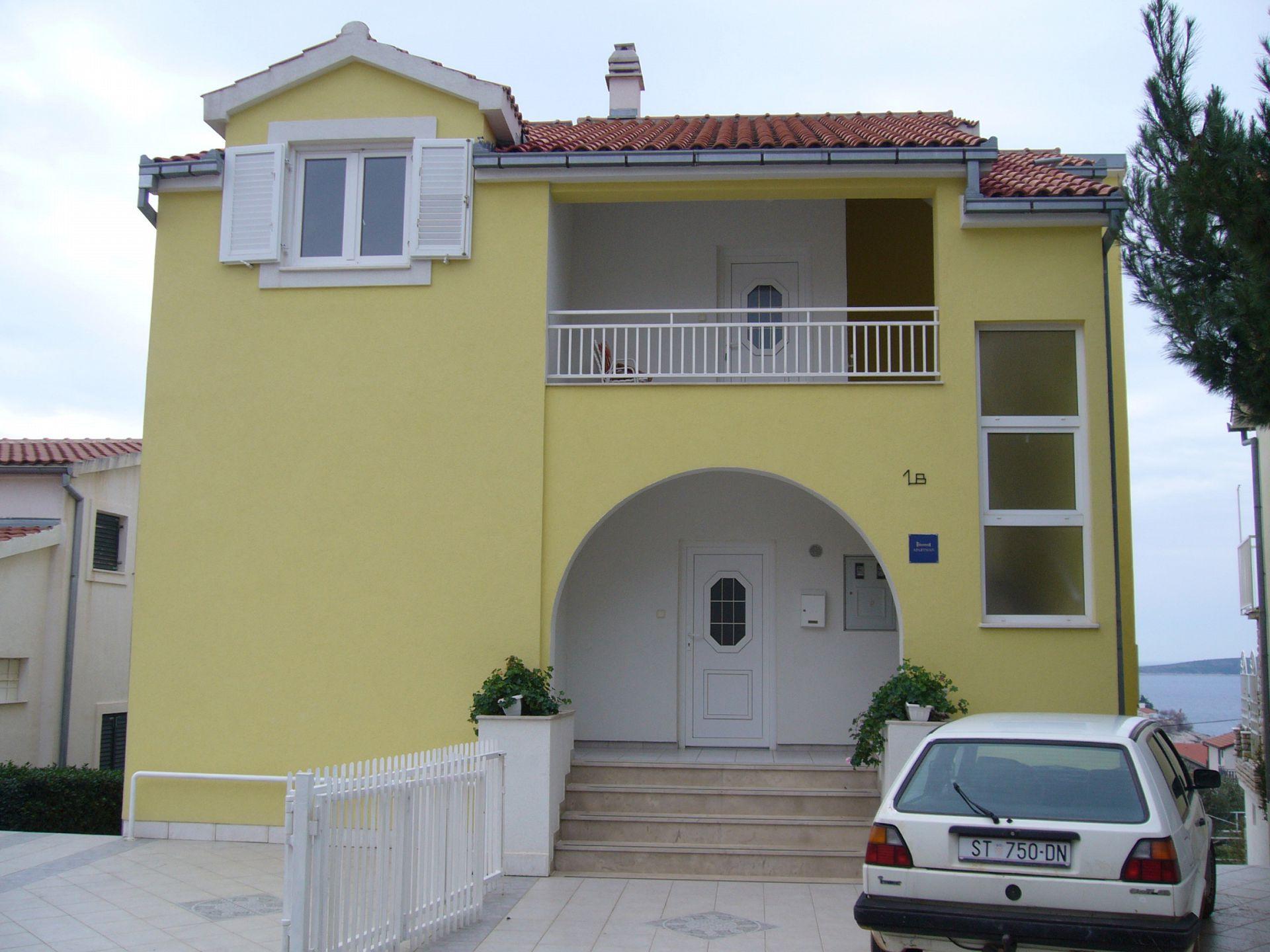 2849  - Primosten - Apartmanok Horvátország