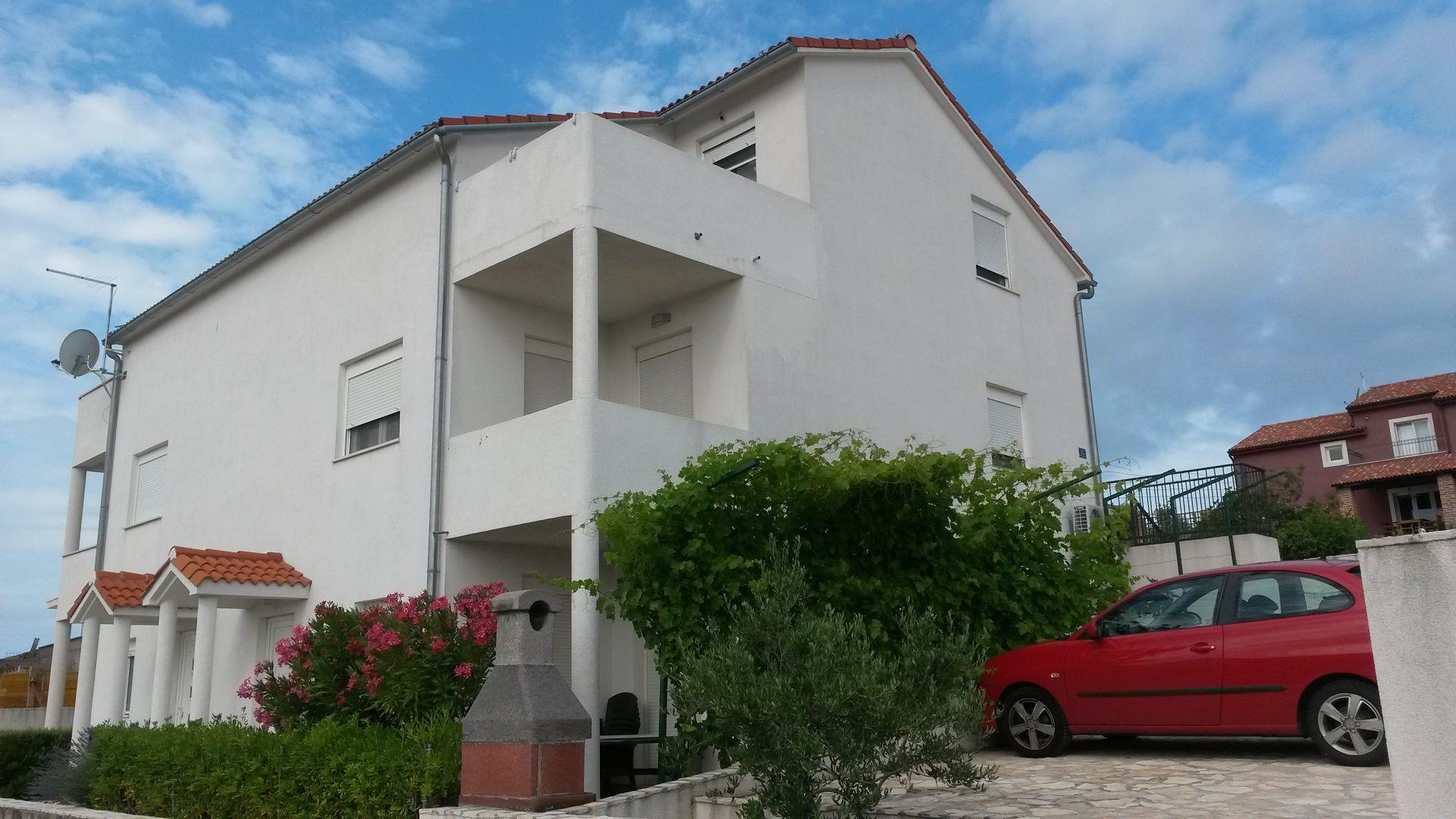 7434  - Vodice - Apartmanok Horvátország