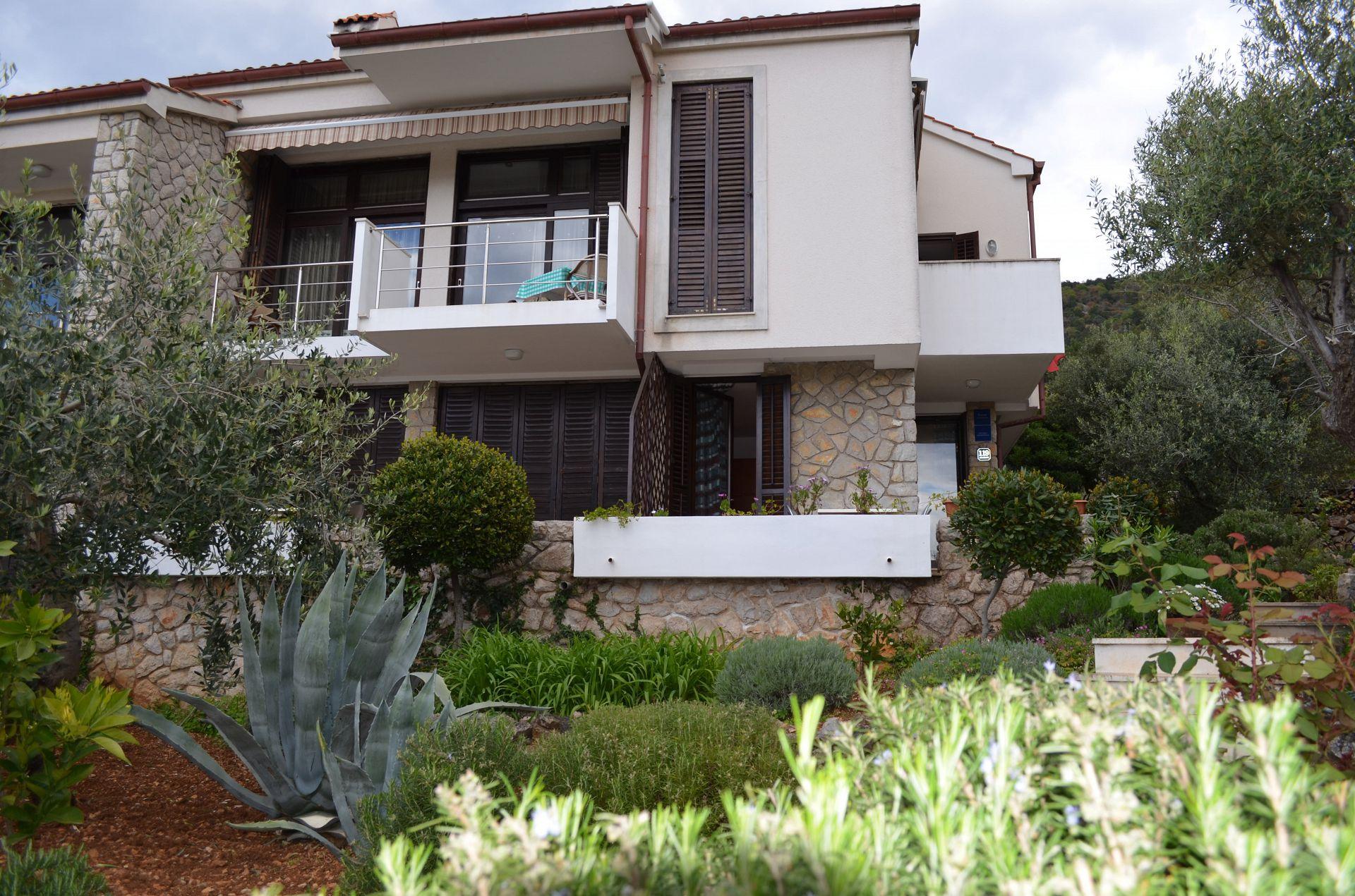 2337  - Cres - Apartmaji Hrvaška - hiša