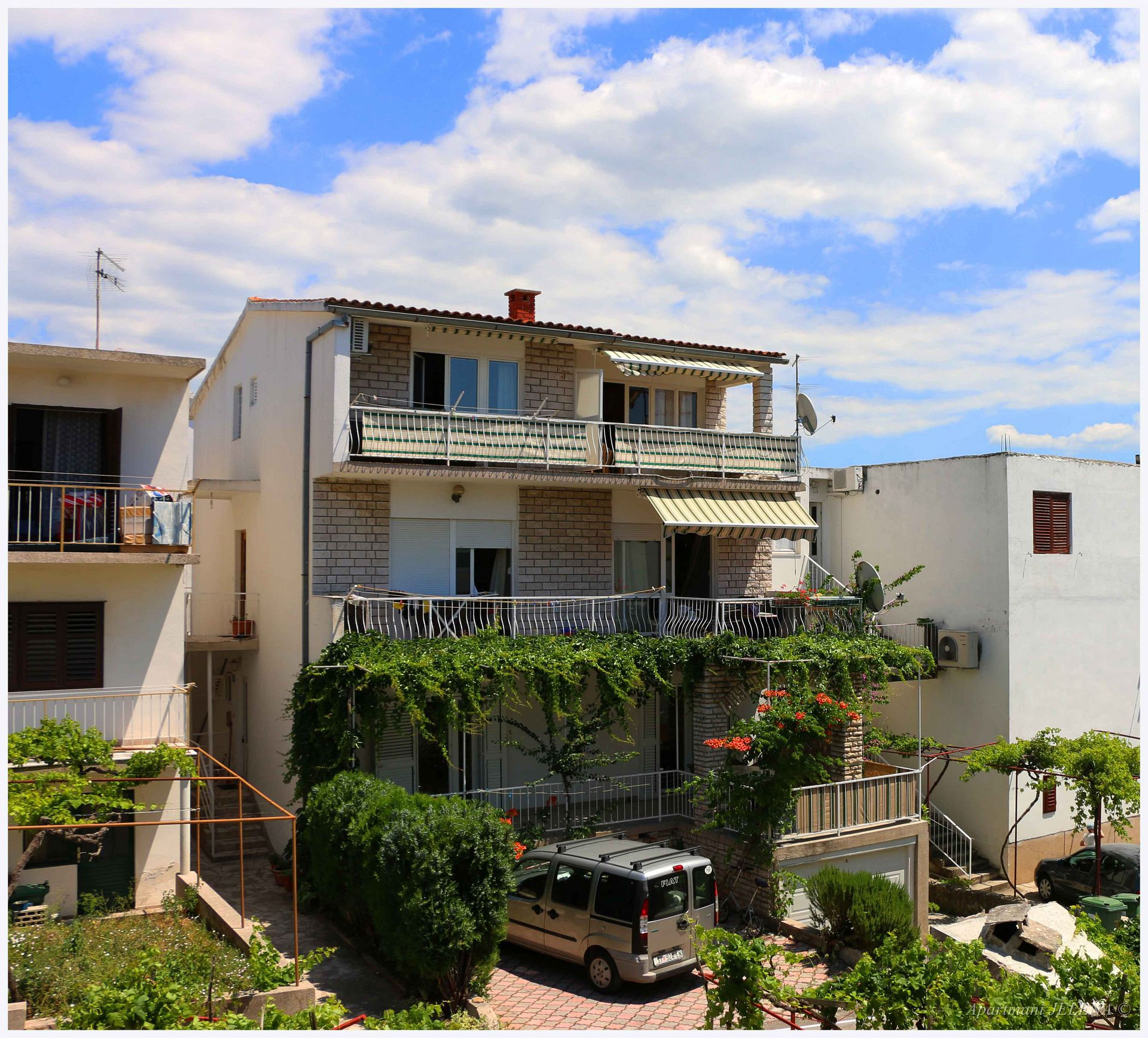 Buffalo - Primosten - Apartments Croatia