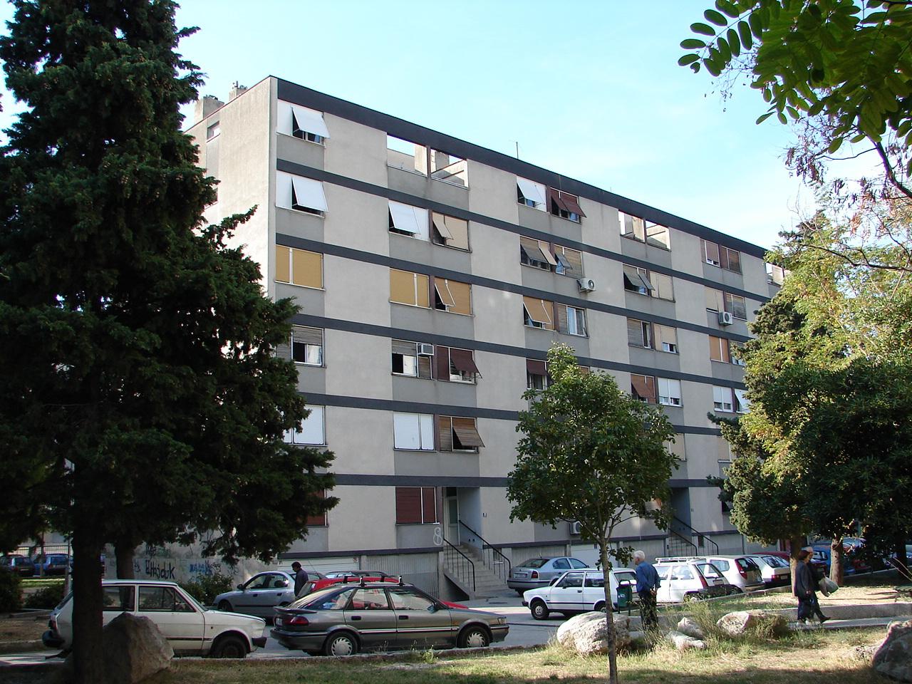02508SPLI - Split - Apartmaji Hrvaška