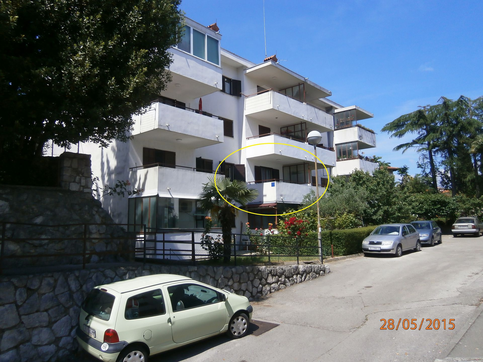 Apartments, Lovran, Opatija and surroundings - Apartments   5751