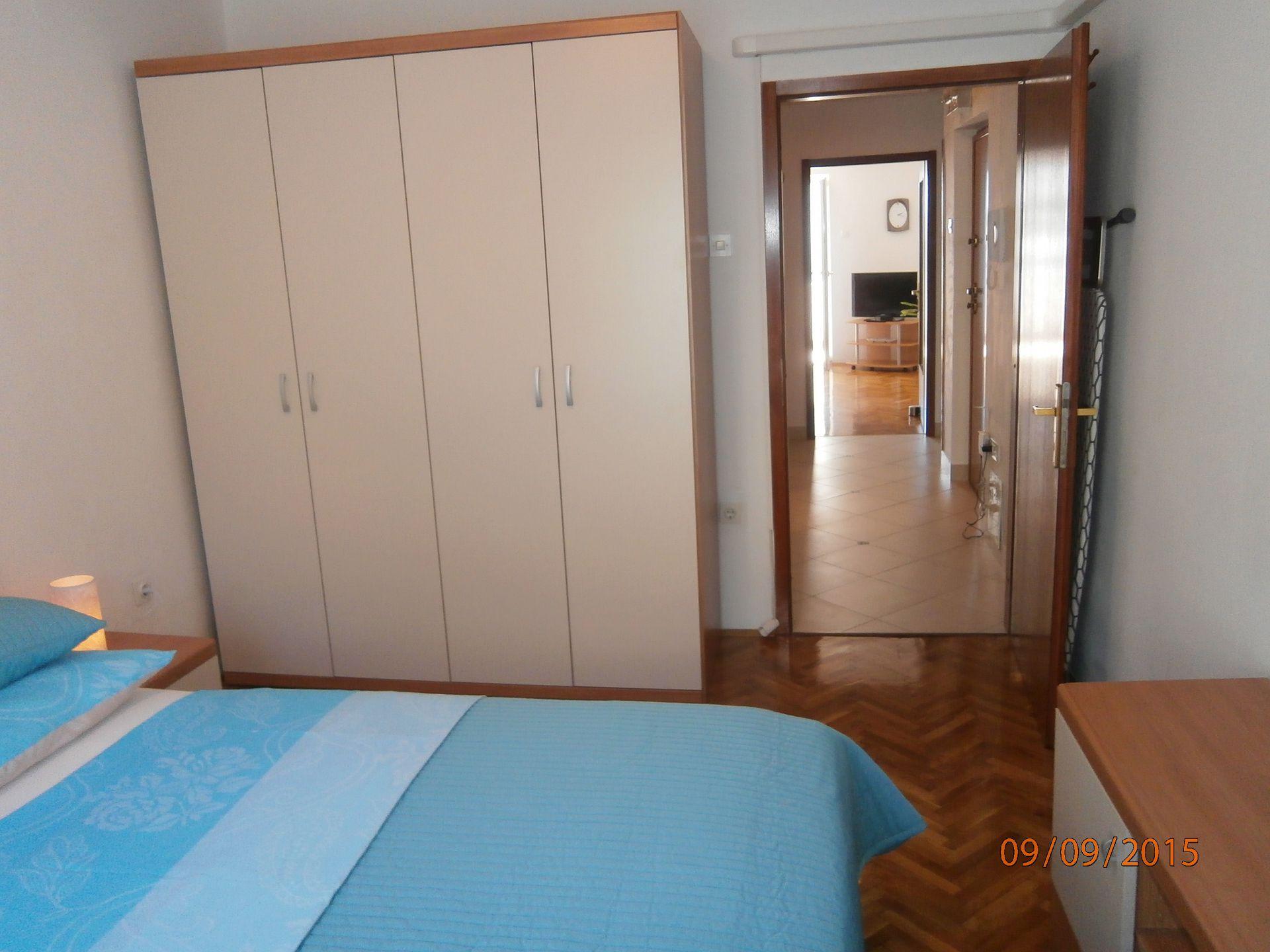 5751 - Lovran - Apartments Croatia - A1(2+2): bedroom