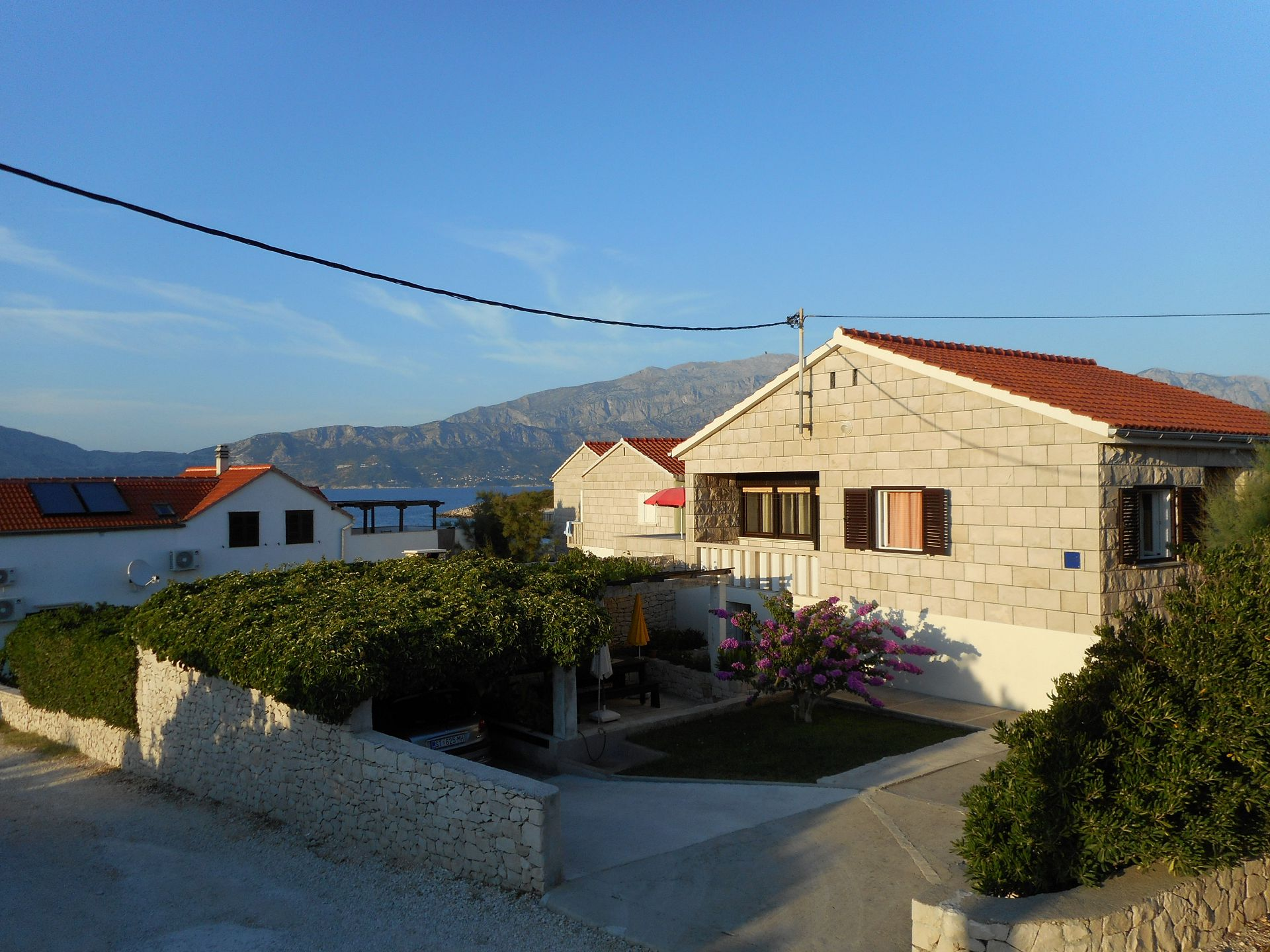 2228 - Povlja - Apartments Croatia