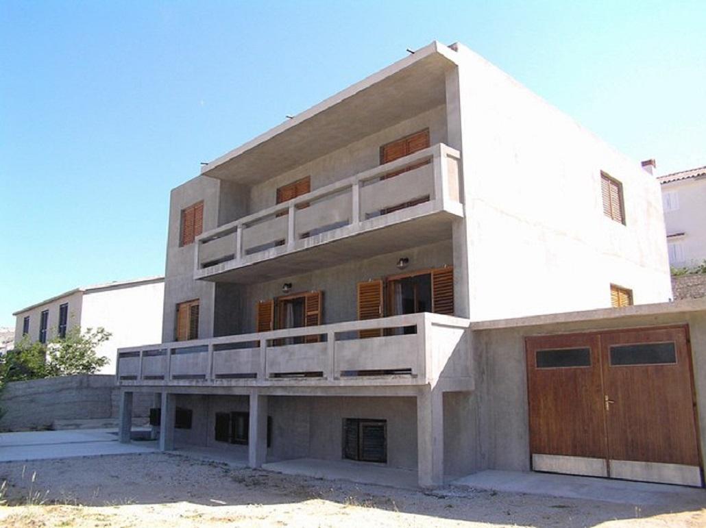 Biserka - Pag - Appartementen Kroatië