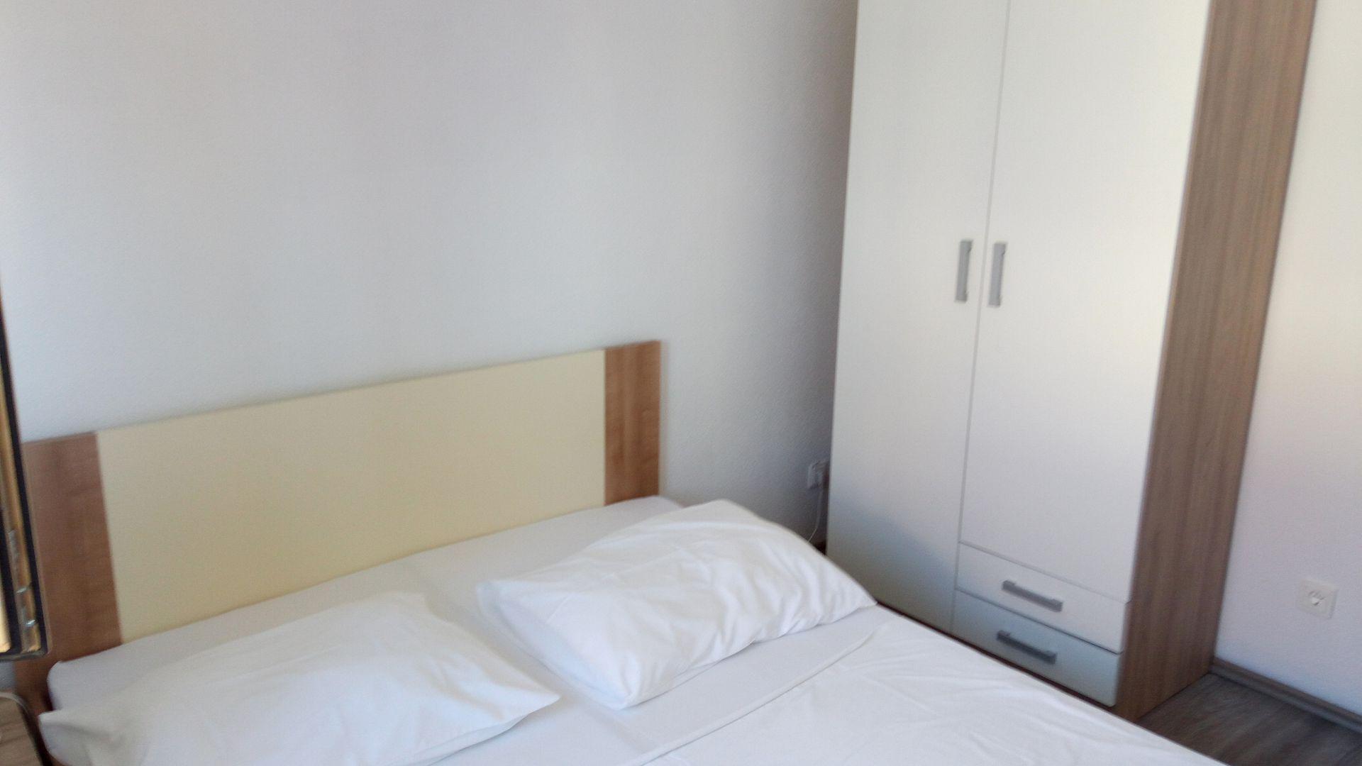 Marijica - Okrug Gornji - Ferienwohnungen Kroatien - A2(6): Schlafzimmer