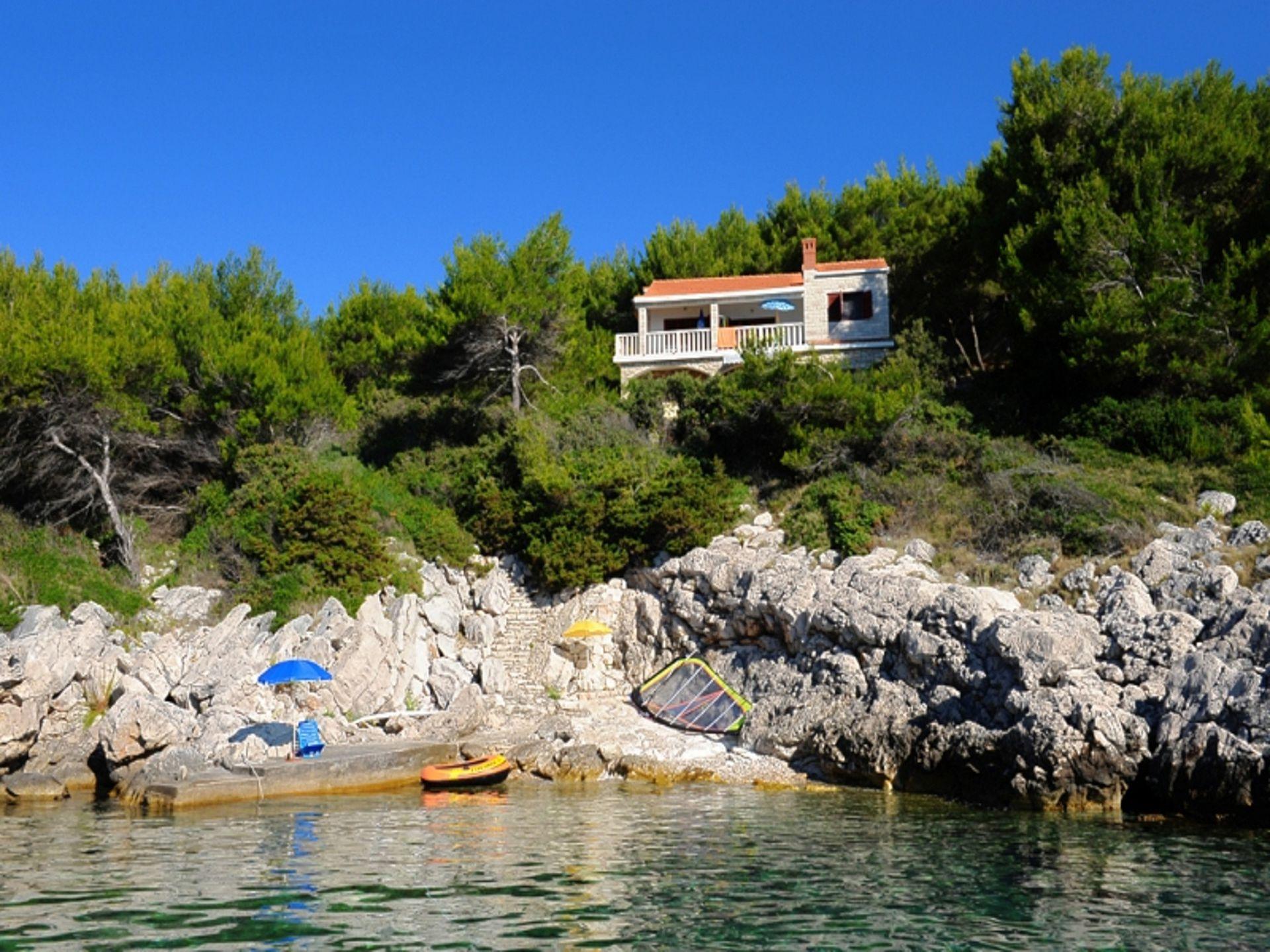 Desa - Prizba - Appartementen Kroatië