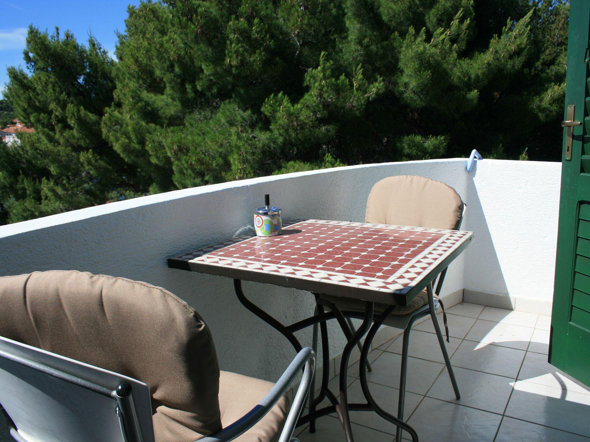 37656 - Jezera - Apartments Croatia - A-Marta(2+2): terrace
