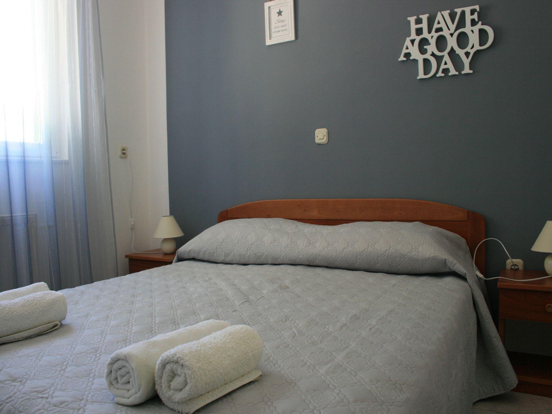 37656 - Jezera - Apartments Croatia - A-Laura(2+2): bedroom