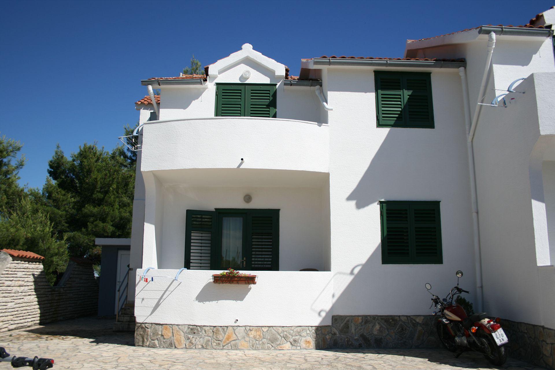 37656 - Jezera - Appartementen Kroatië