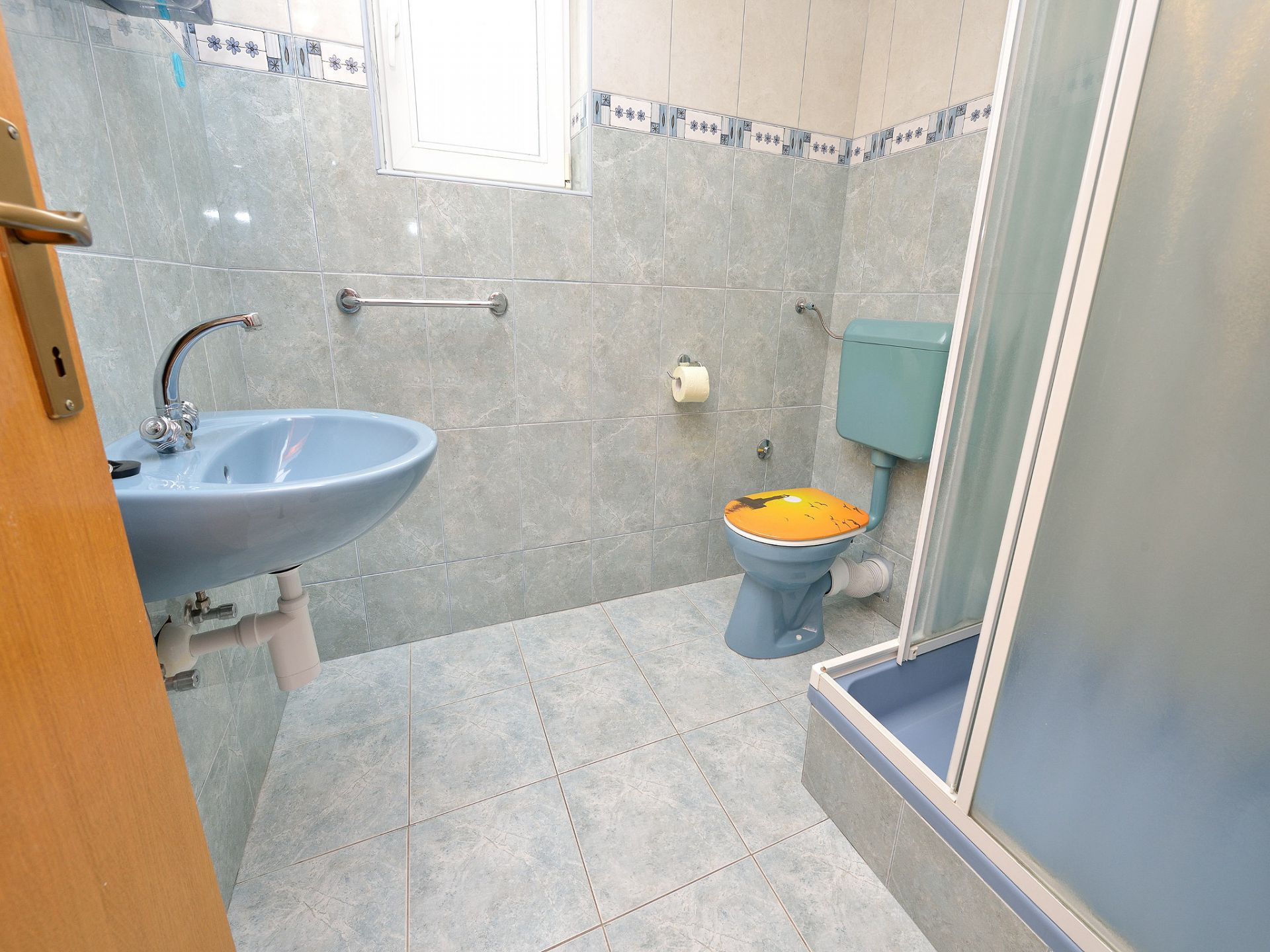 1675 - Drage - Apartmanok Horvátország - A2(2+2): fürdőszoba toalettel
