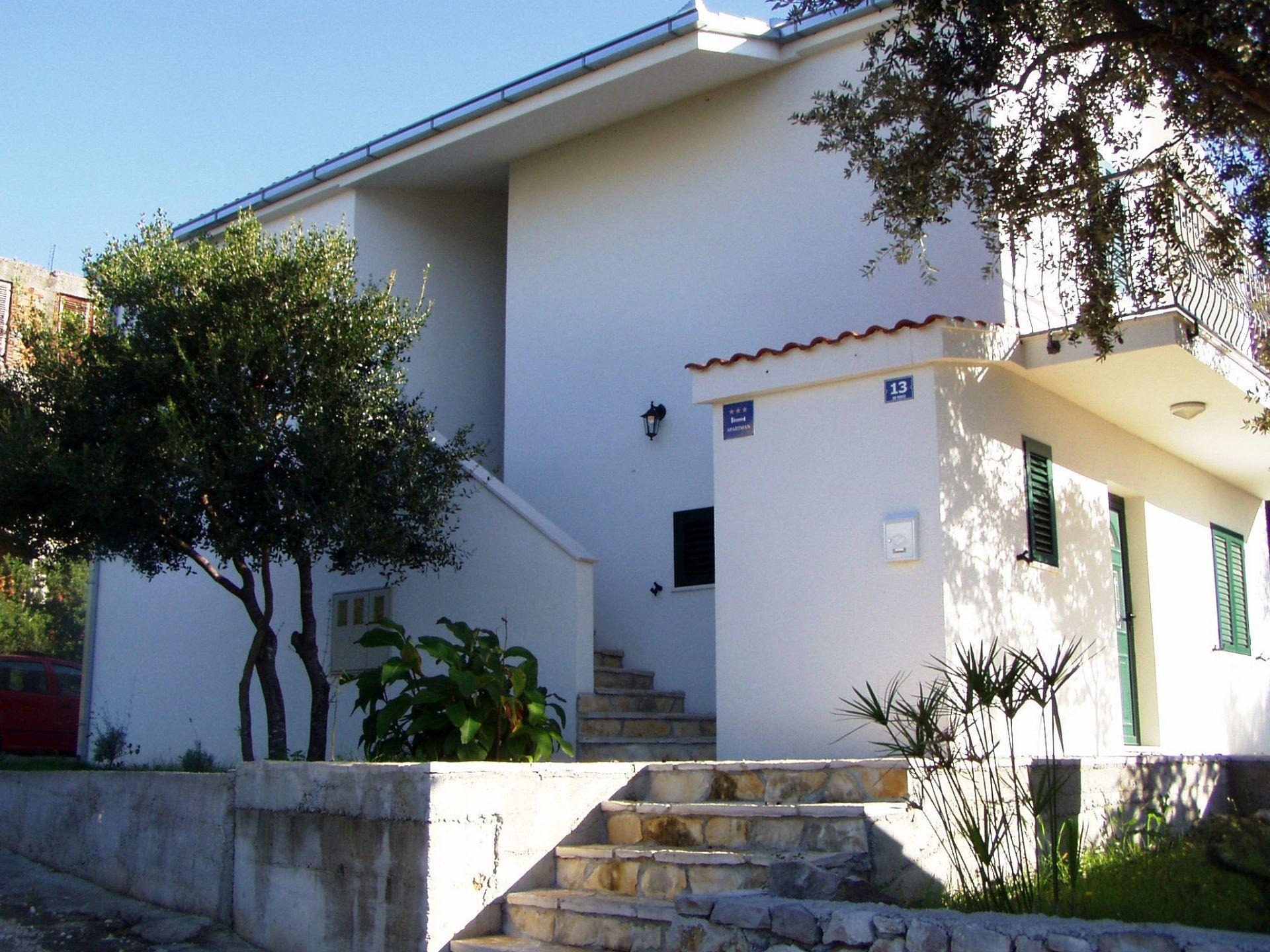 Elizabet - Maslinica - Ferienwohnungen Kroatien - Haus