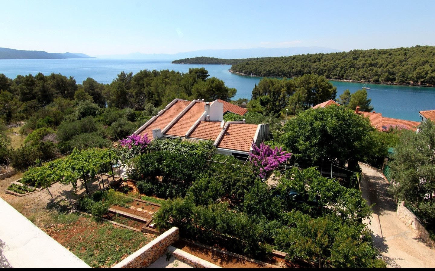 Apartments, Vrboska, Island of Hvar - Apartments  Nik