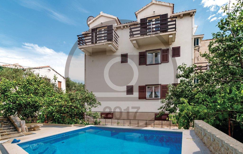8087  - Supetar - Apartamenty Chorwacja