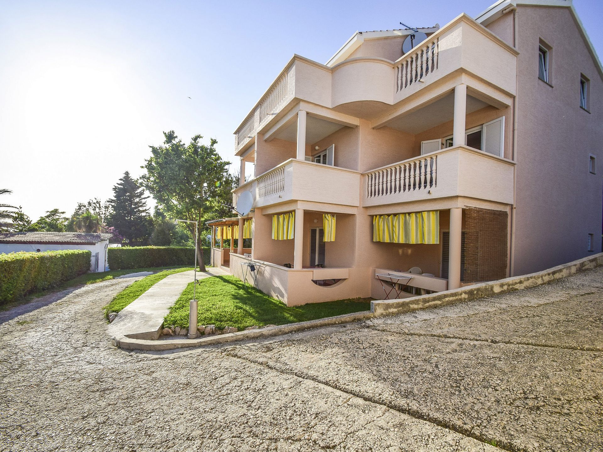 5840 - Rtina - Apartments Croatia