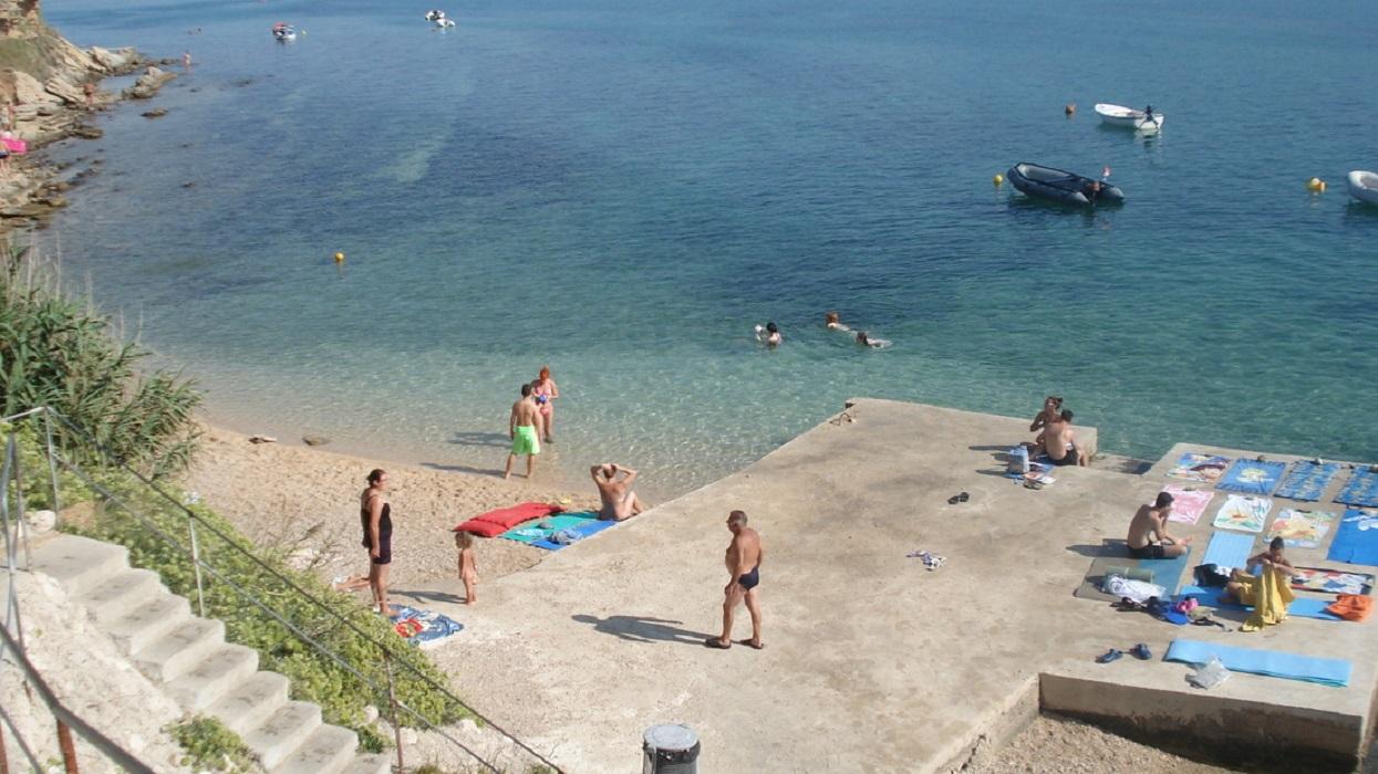 Biserka - Pag - Ferienwohnungen Kroatien - Strand