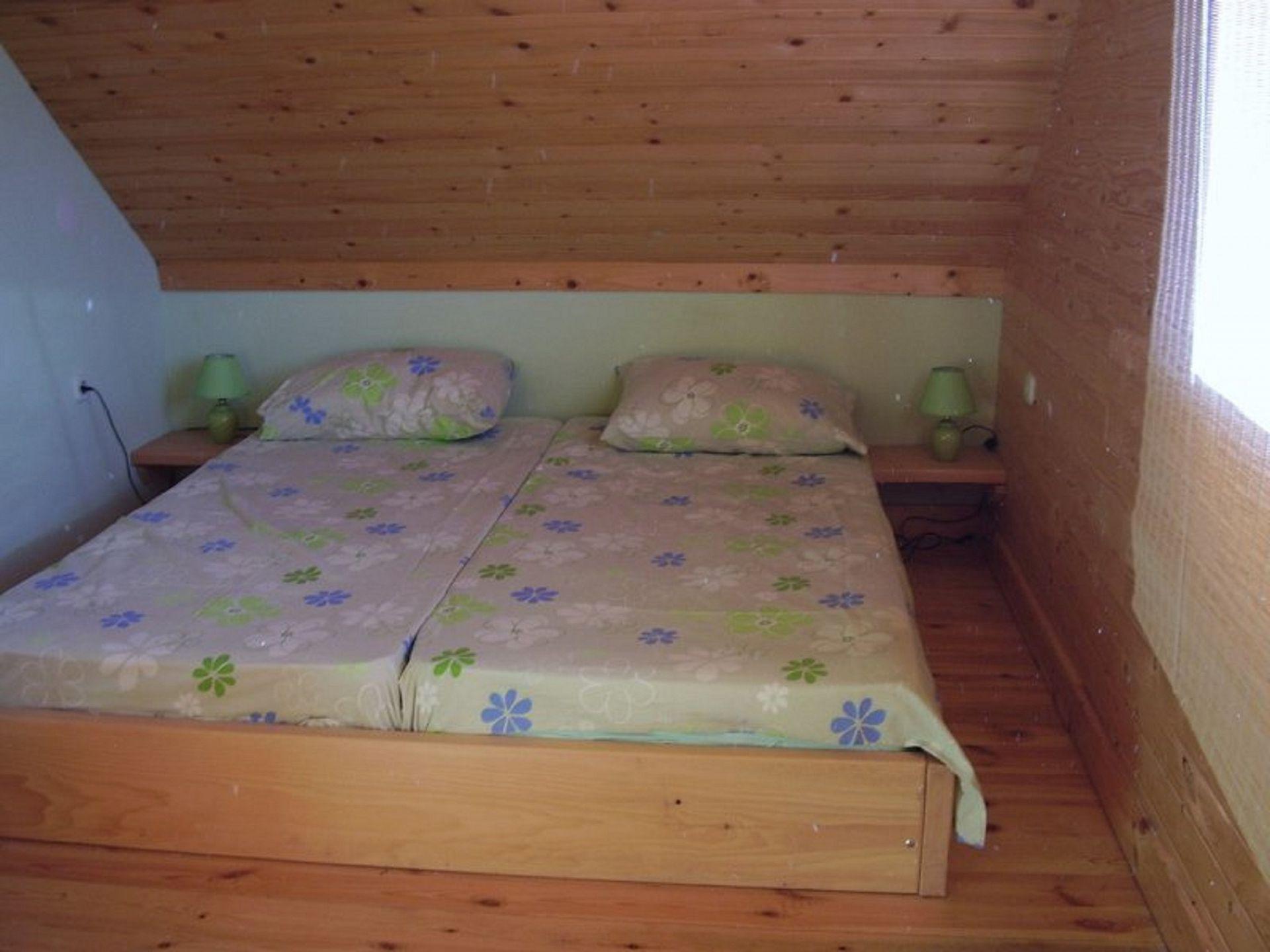 Biserka - Gacka dolina - Maisons de repos, villas Croatie - H(4+2): chambre à coucher
