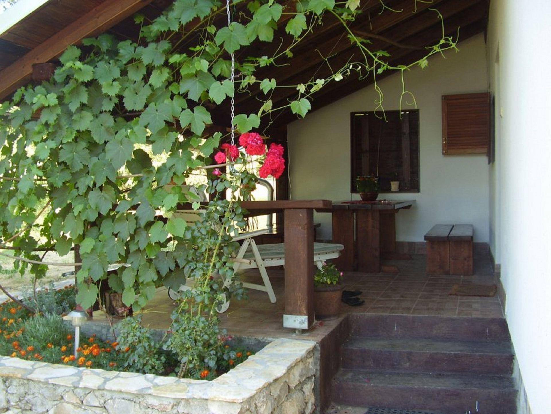 Biserka - Gacka dolina - Maisons de repos, villas Croatie - H(4+2): terrasse