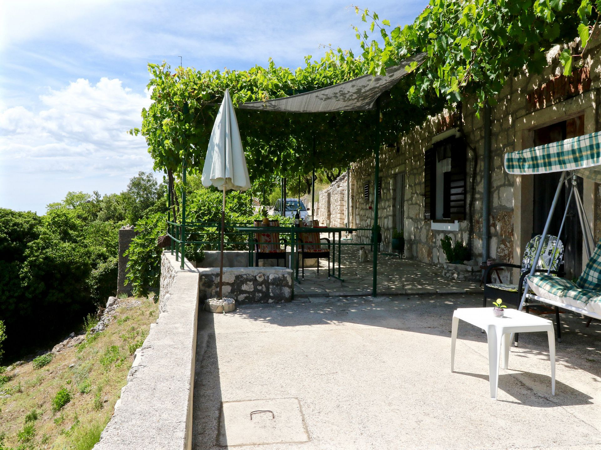 5966 - Podaca - Hiše za počitek, vile Hrvaška