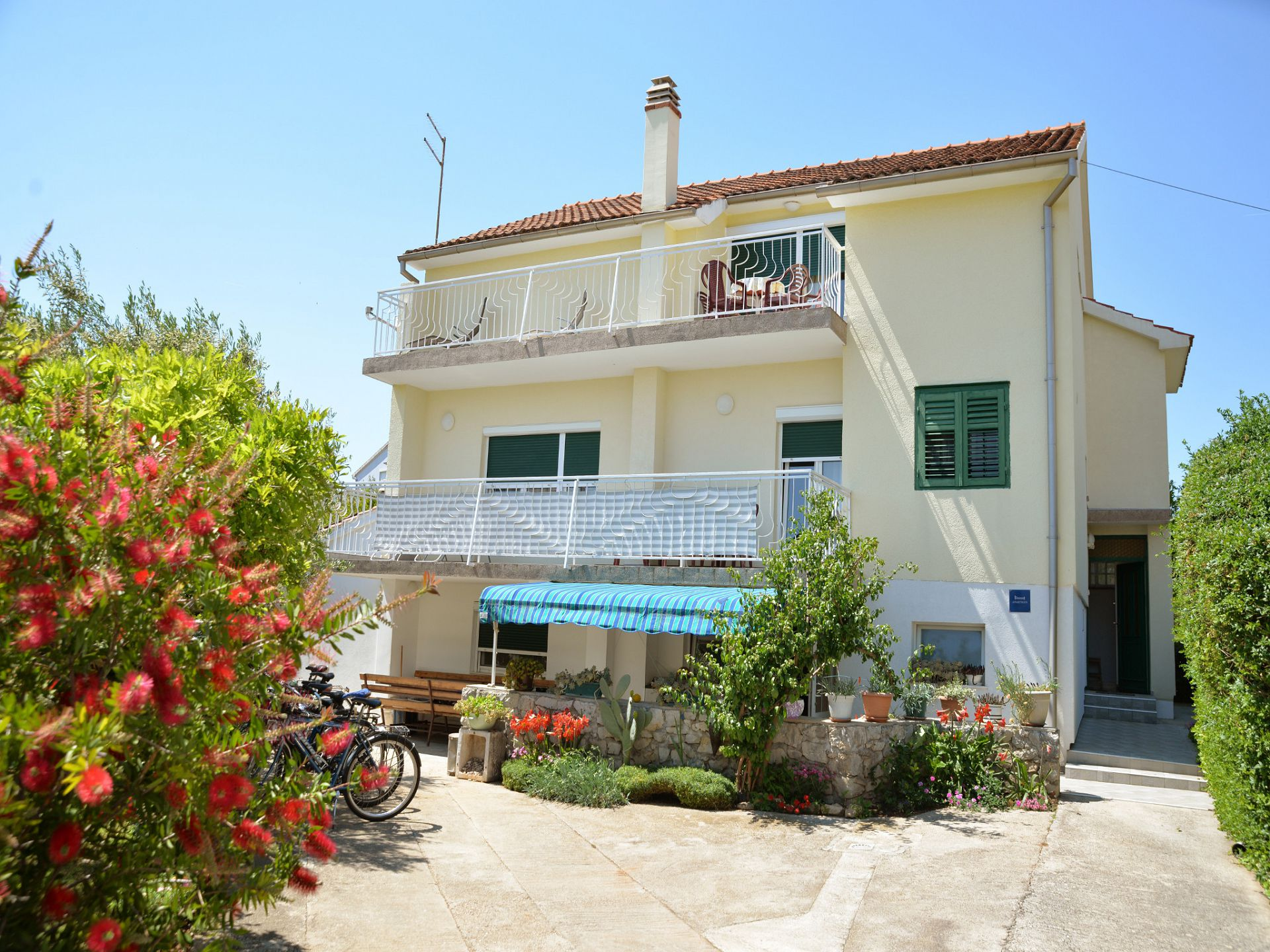 35186  - Vodice - Apartments Croatia