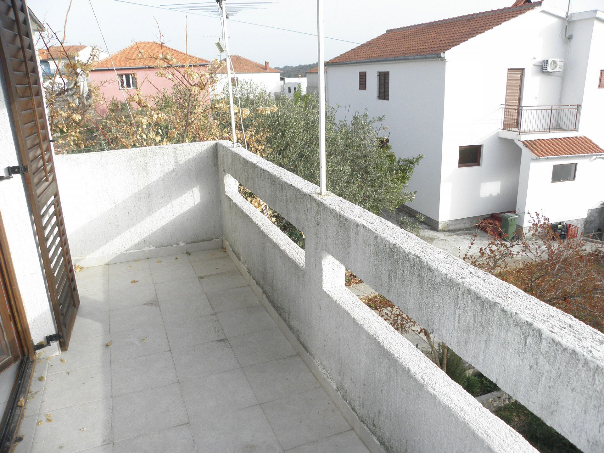 5407 - Jezera - Apartments Croatia - A1(2+1): terrace