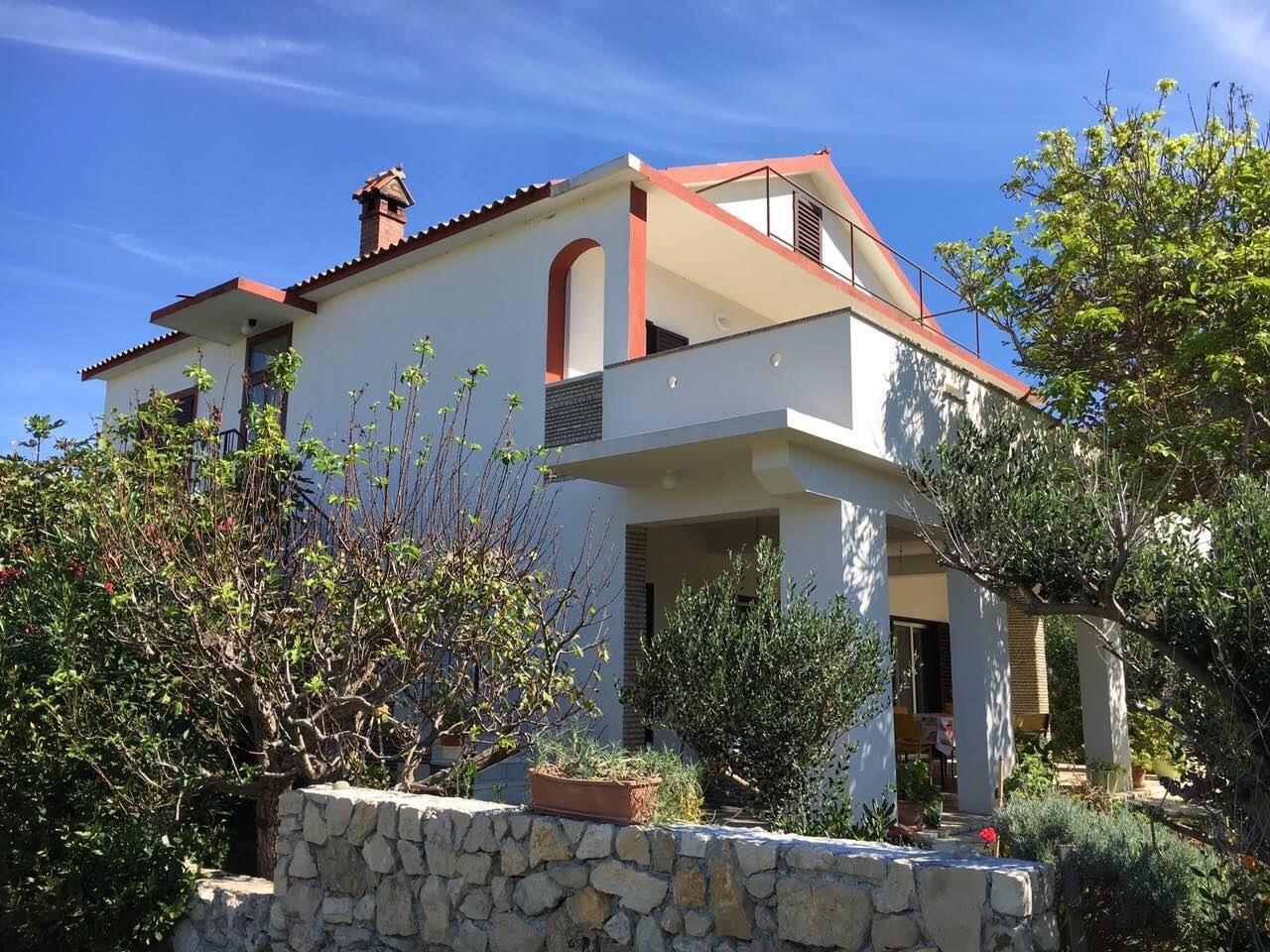 5725  - Vlasici - Appartamenti Croazia