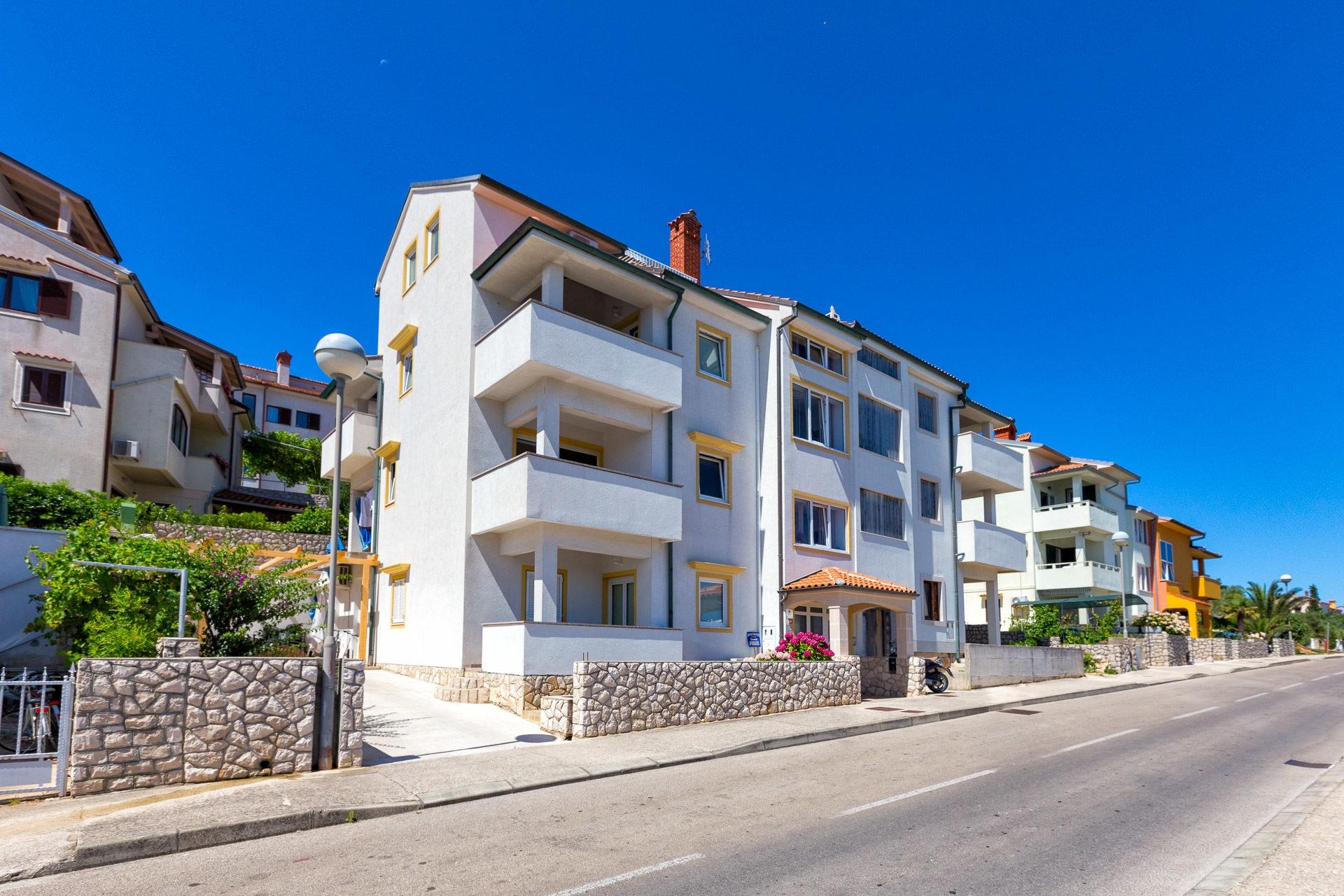 2925 - Mali Losinj - Appartementen Kroatië