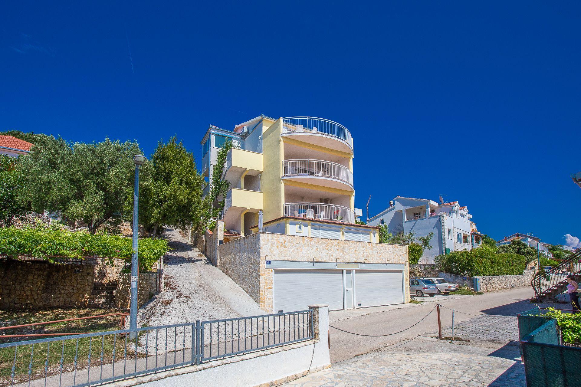 8045 - Okrug Gornji - Appartamenti Croazia