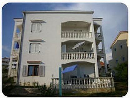 5745  - Novalja - Apartmaji Hrvaška