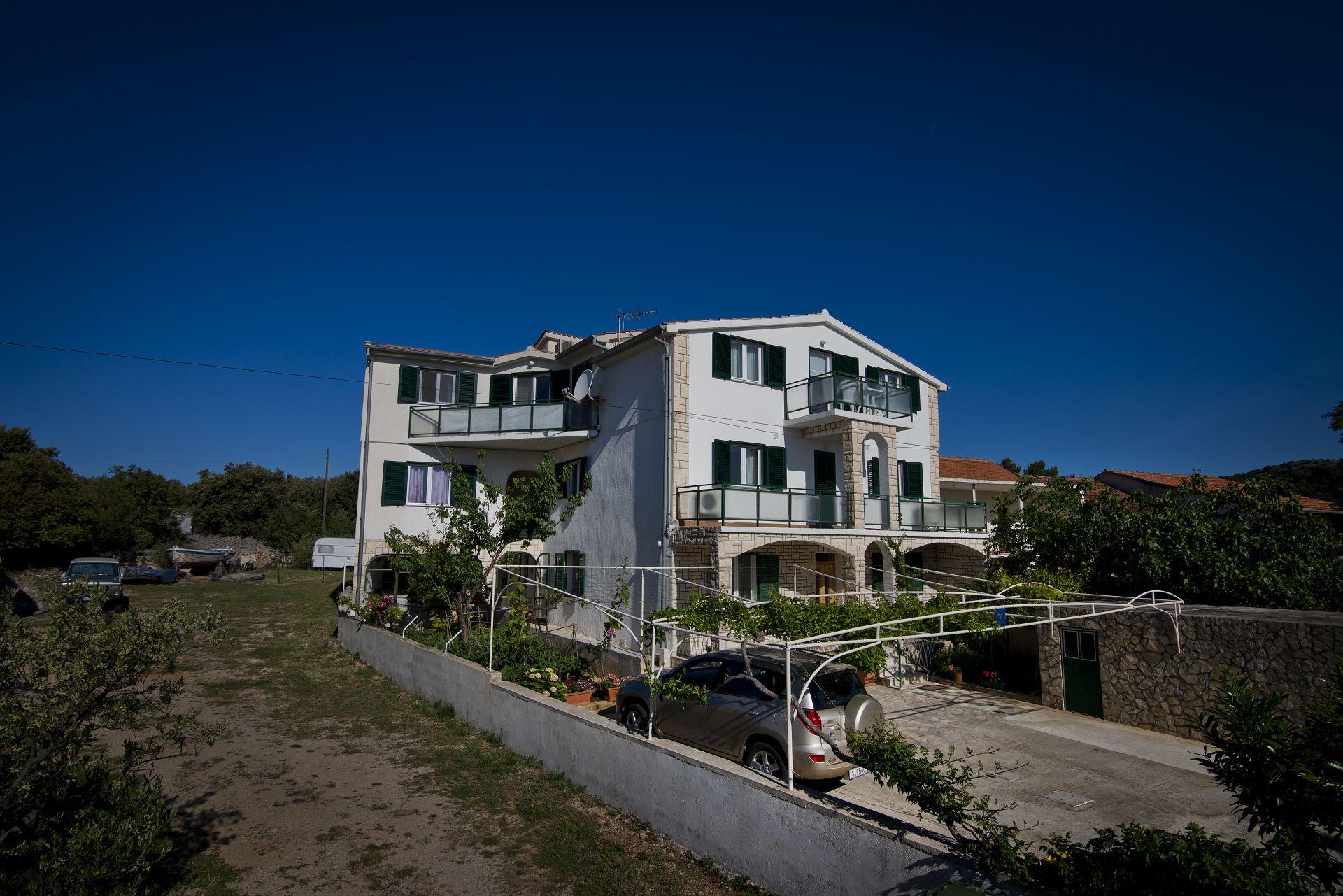 5624 - Jezera - Appartementen Kroatië