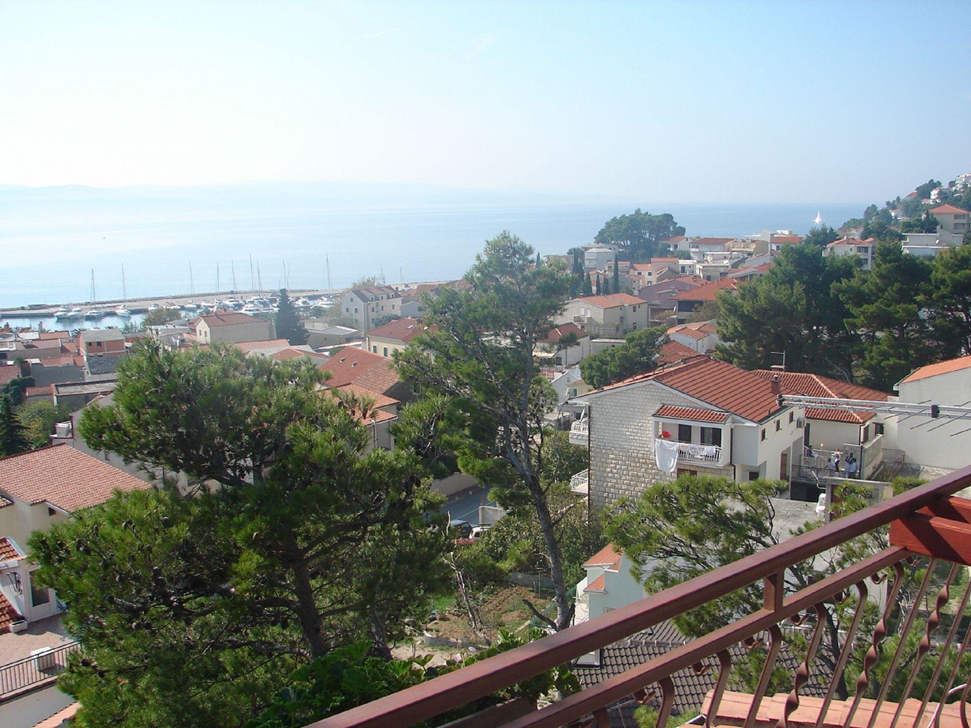 Roza - Baska Voda - Appartementen Kroatië