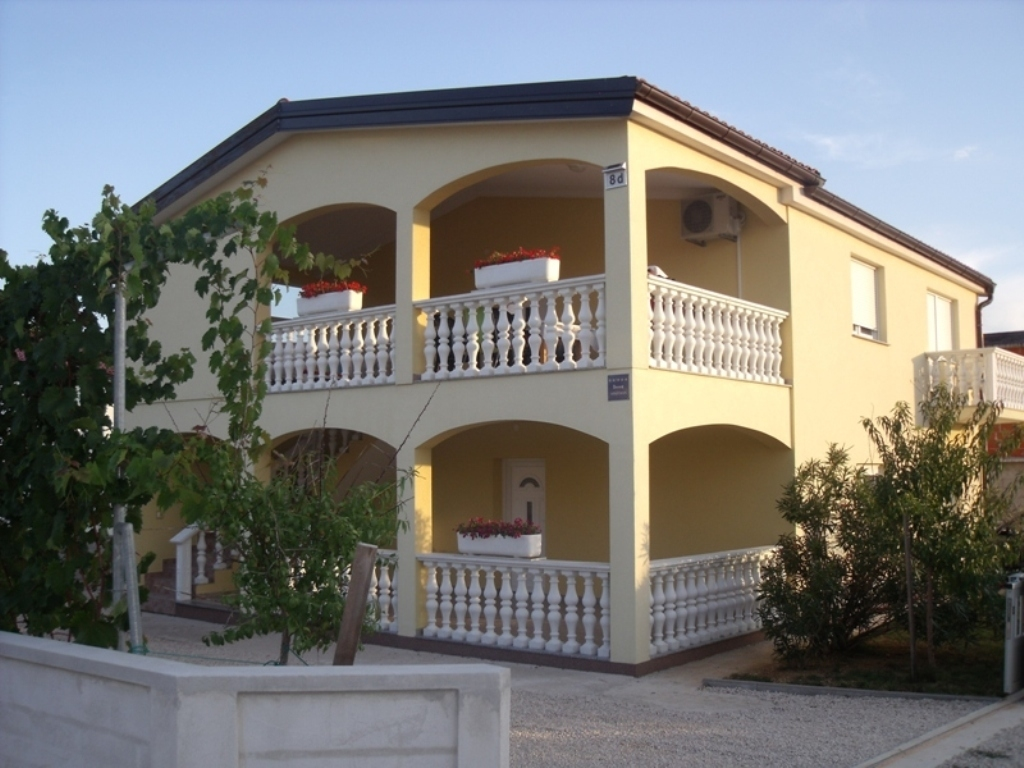 Draga - Vir - Apartments Croatia