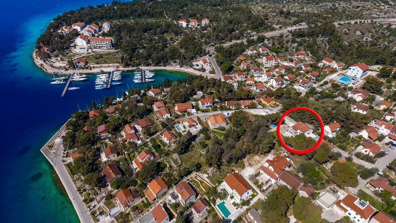 Marko - Milna (Brac) - Appartements Croatie