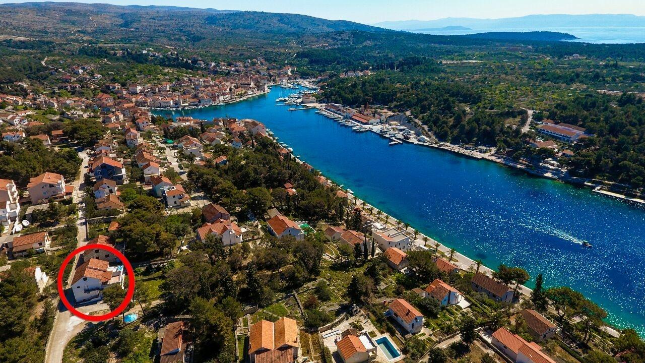 Marko - Milna (Brac) - Appartementen Kroatië