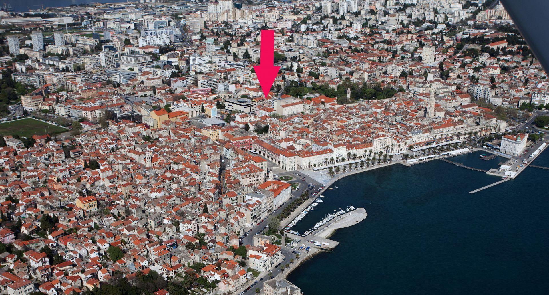 Ilija - Split - Apartamenty Chorwacja