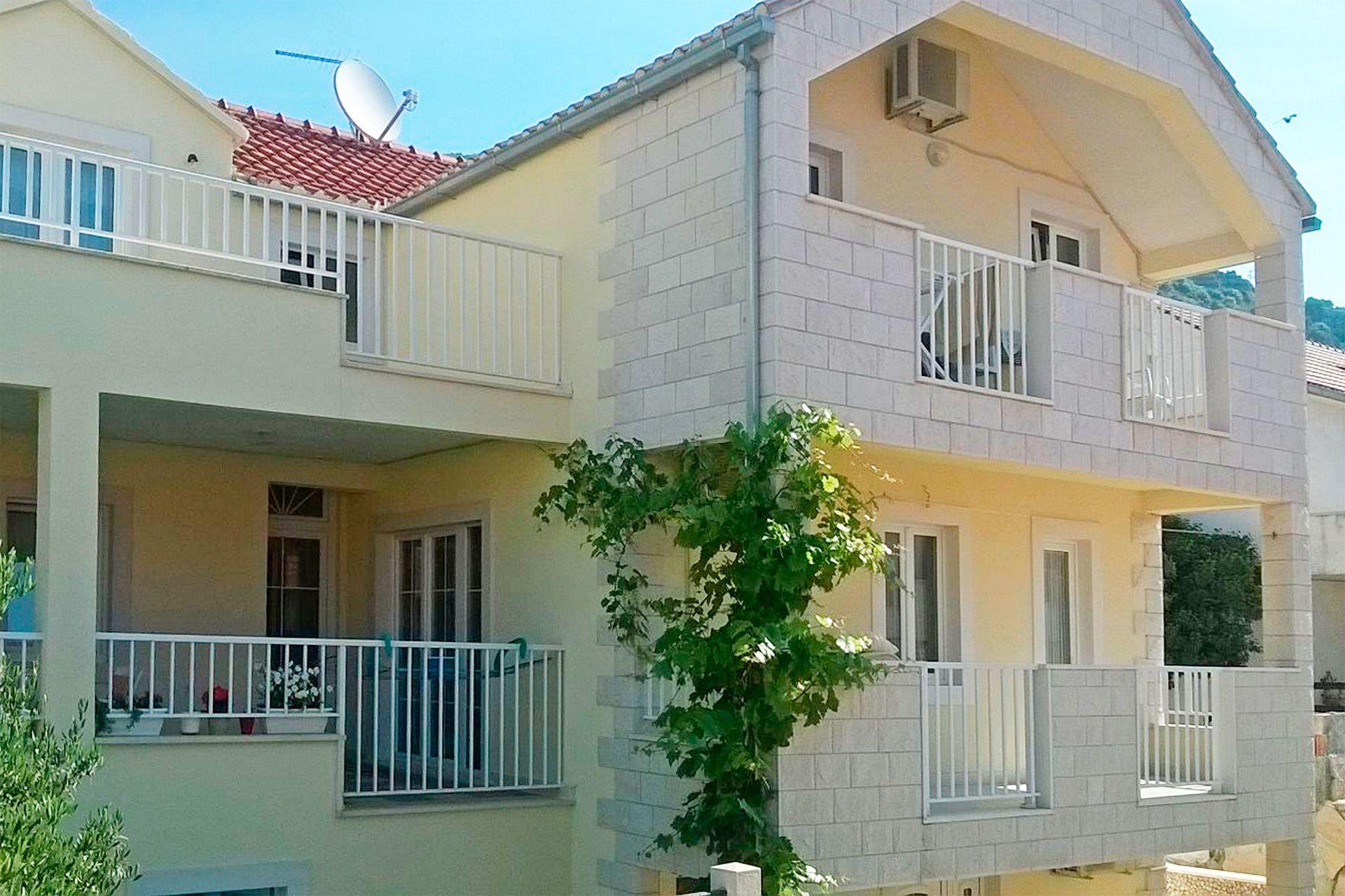Pasalic - Bol - Appartementen Kroatië