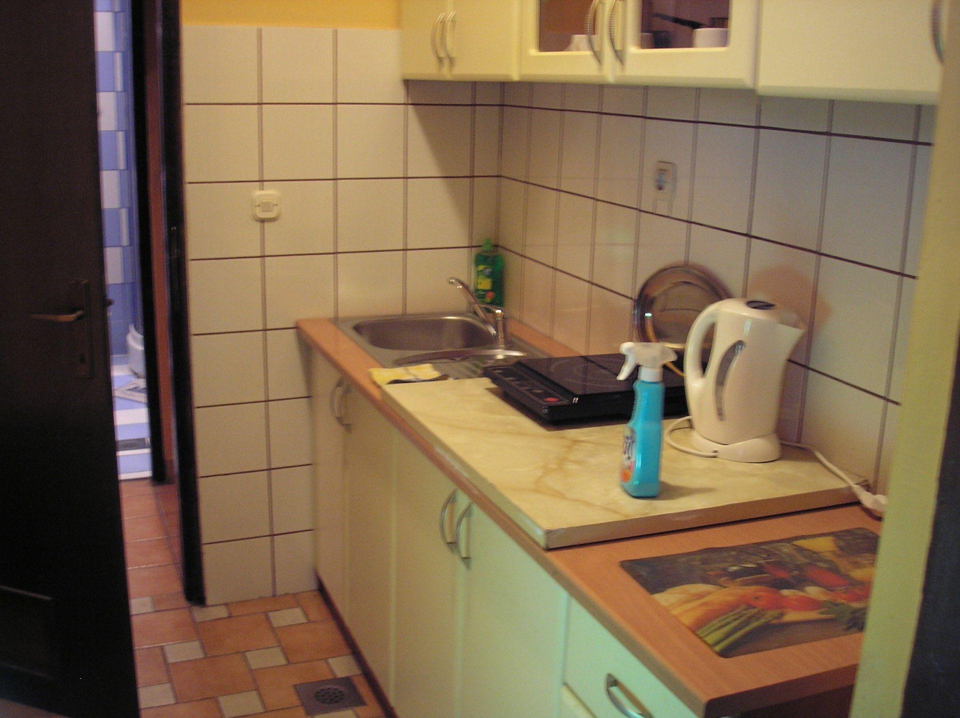 Zvonkic - Aljmas - Ferienwohnungen Kroatien - A(4): Küche