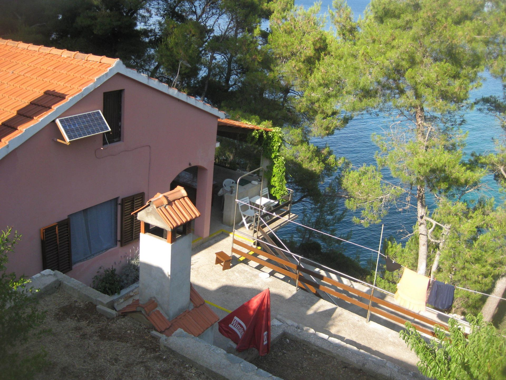 Holiday Homes, Vela Luka, Island of Korčula - Holiday houses, villas  Veseli