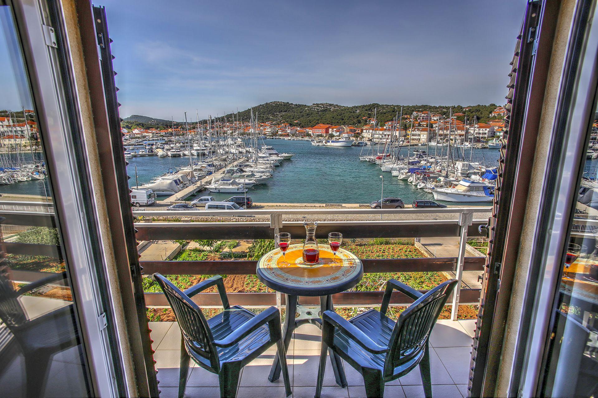 5409 - Jezera - Apartments Croatia - A1(2+1): terrace