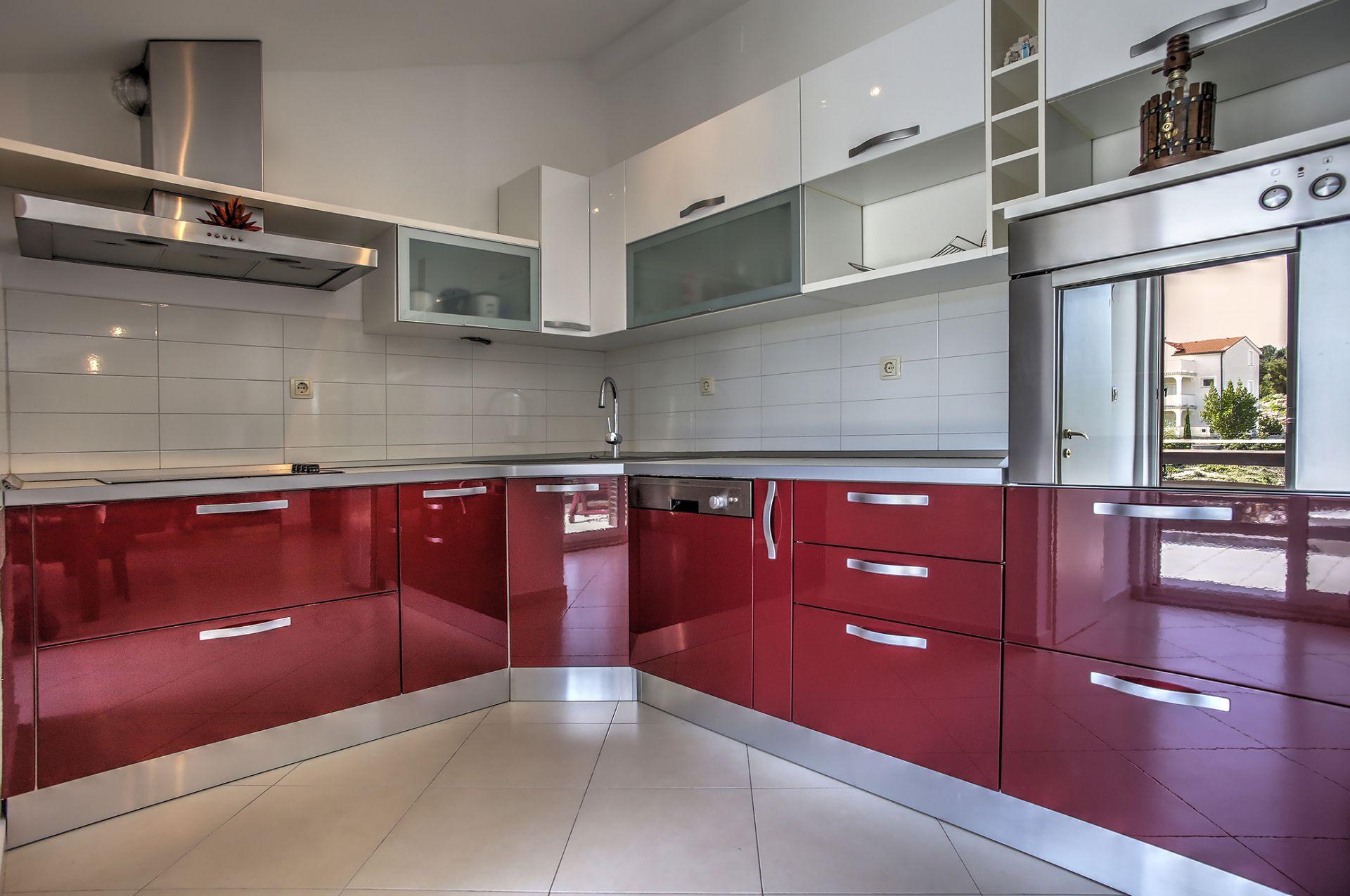 5409 - Jezera - Apartments Croatia - A5(4): kitchen