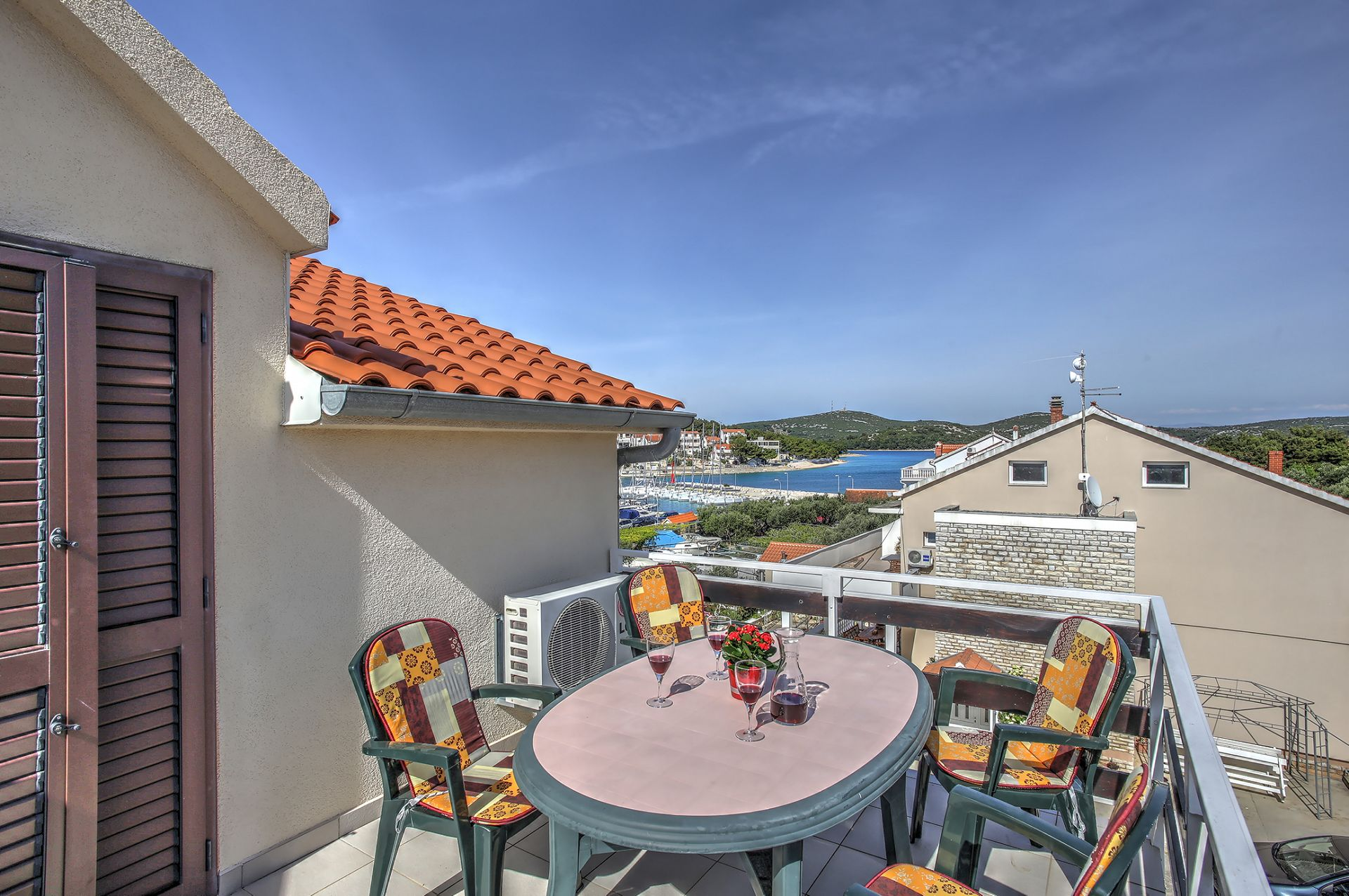 5409 - Jezera - Apartments Croatia - A5(4): terrace