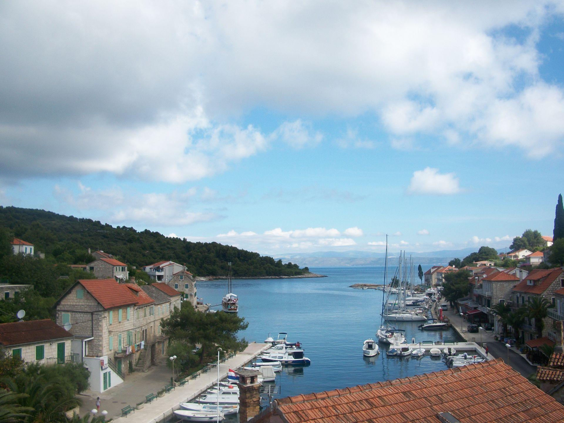 Mlađo - Stomorska - Apartmanok Horvátország