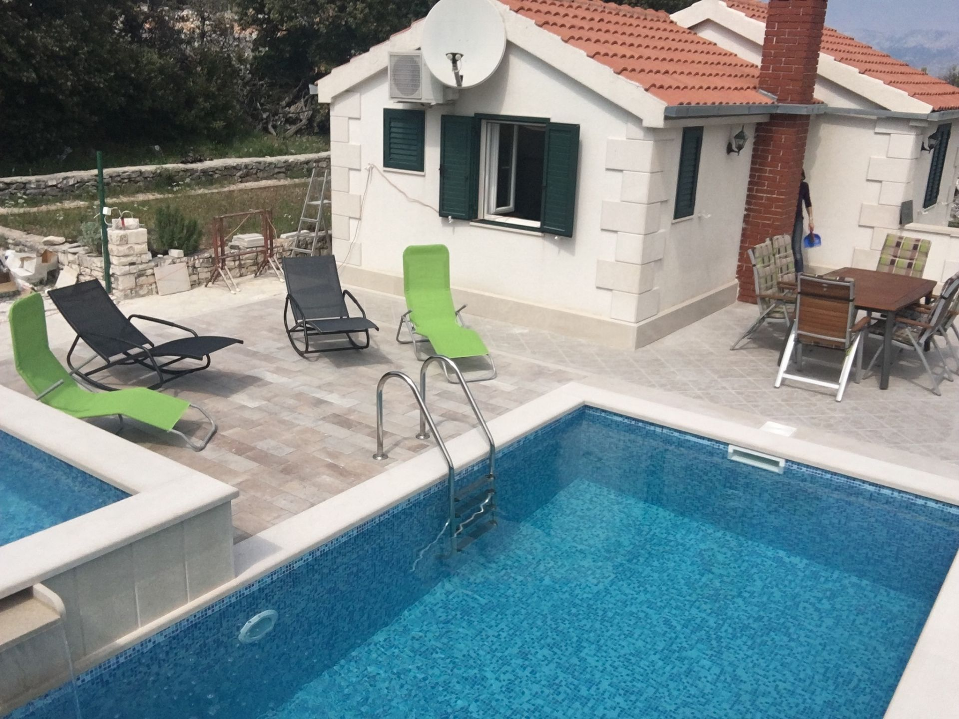 35020 - Skrip - Holiday houses, villas Croatia