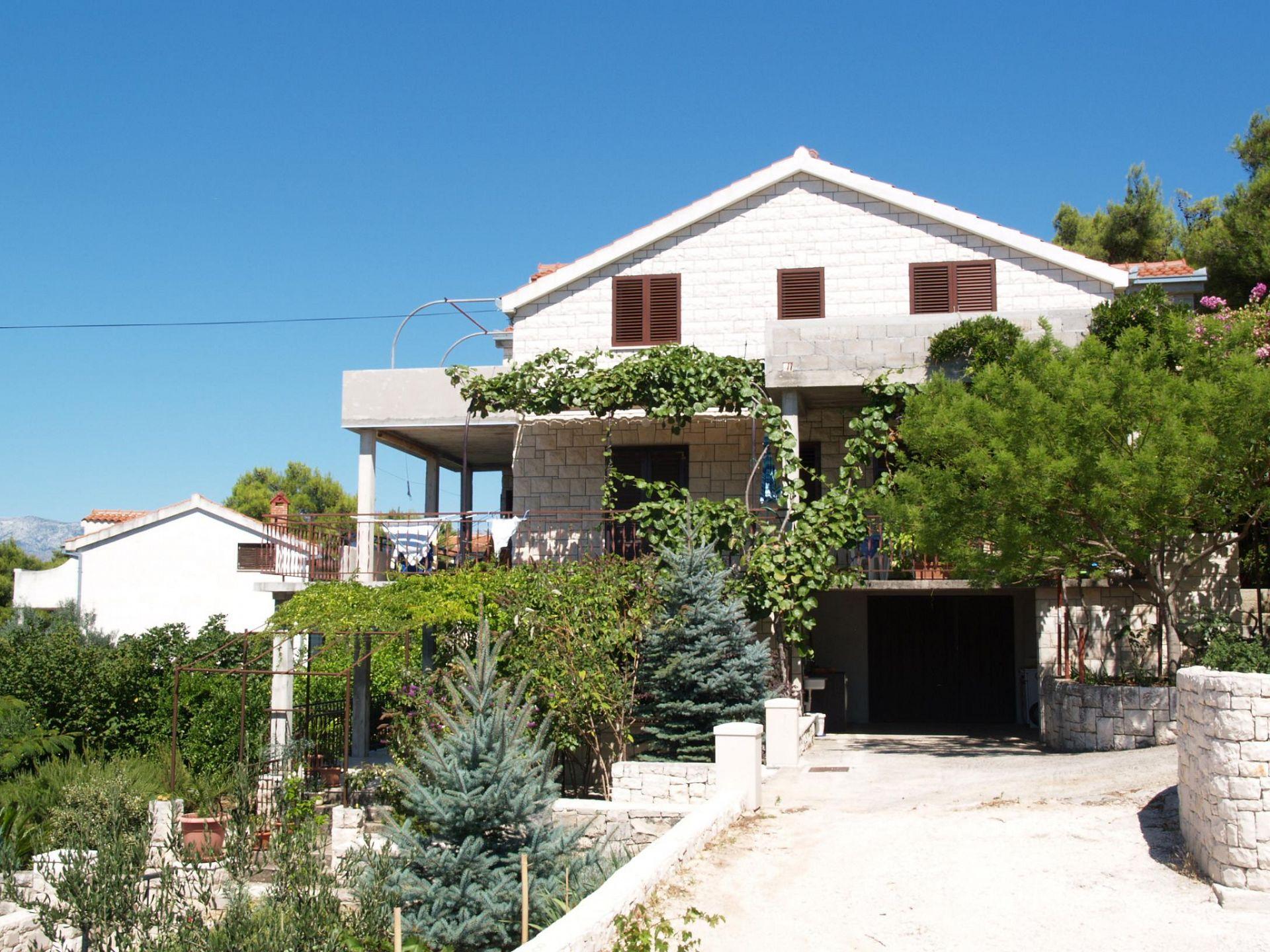 Merica - Splitska - Appartamenti Croazia